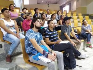Estudiantes conocen proyectos turísticos