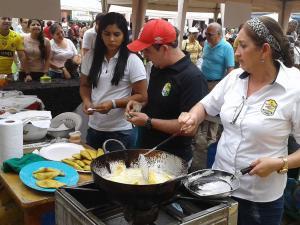 Preparan la tercera edición del festival de empanadas en Ayacucho