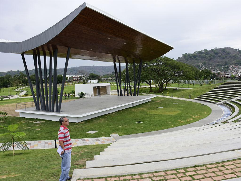 URBANISMO | PORTOVIEJO | Parque lineal del río Portoviejo | E/C ...