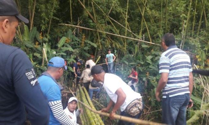 Hallan sin vida a 2 menores reportadas como desaparecidas en sur de Colombia