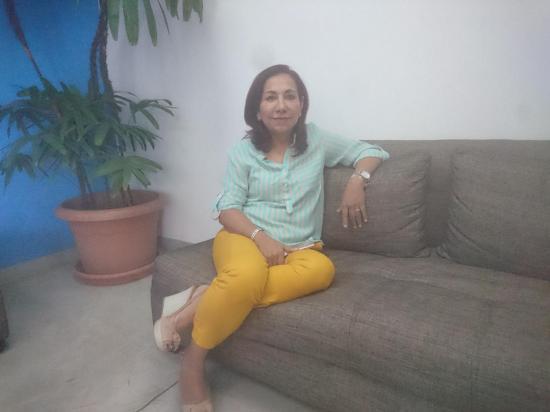 María Luisa Moreno: Pregunta 2 no va dirigida a Correa