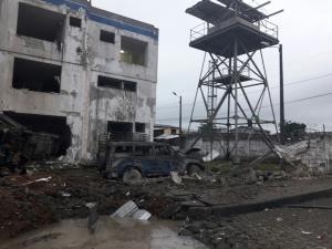 Fiscal Carlos Baca asumirá las investigaciones sobre la explosión de coche bomba