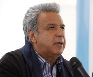 Lenín Moreno sobre atentado: 'La mejor manera de ganar al terrorista es no atemorizarse'