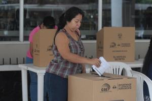 Balance 'positivo' en instalación de las juntas receptoras del voto a nivel nacional