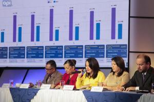 Consulta popular: Diez provincias completan el 100% del procesamiento de las actas