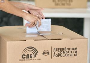 En Portoviejo ganó el No en la pregunta sobre Yasuní