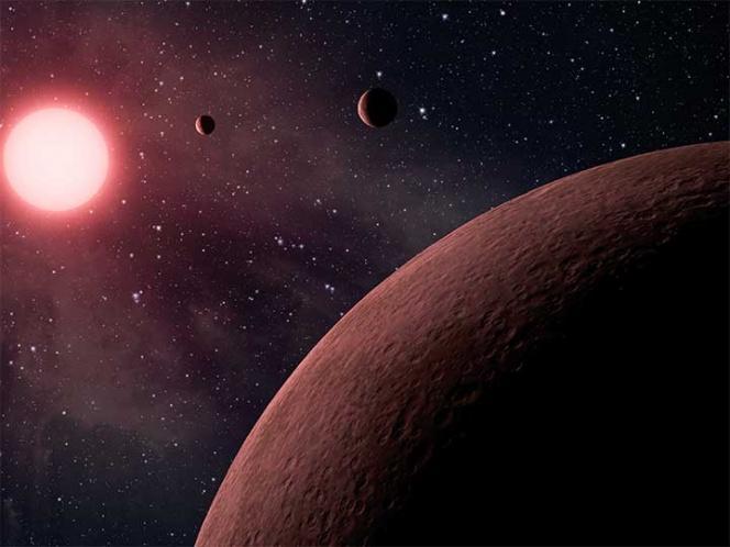 Descubren planetas fuera la Vía Láctea por primera vez