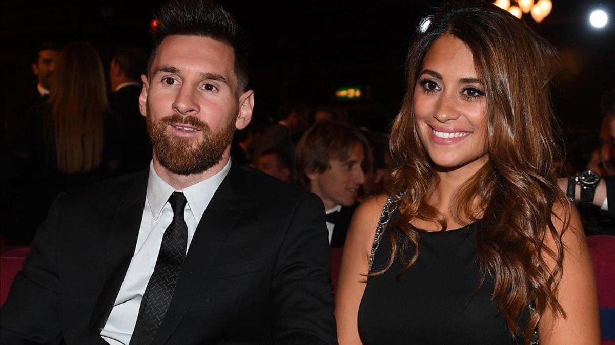 Leo Messi revela el nombre de su tercer hijo a través de Instagram