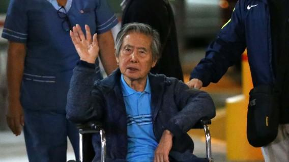 Expresidente Fujimori recibirá pensión como excatedrático en Perú