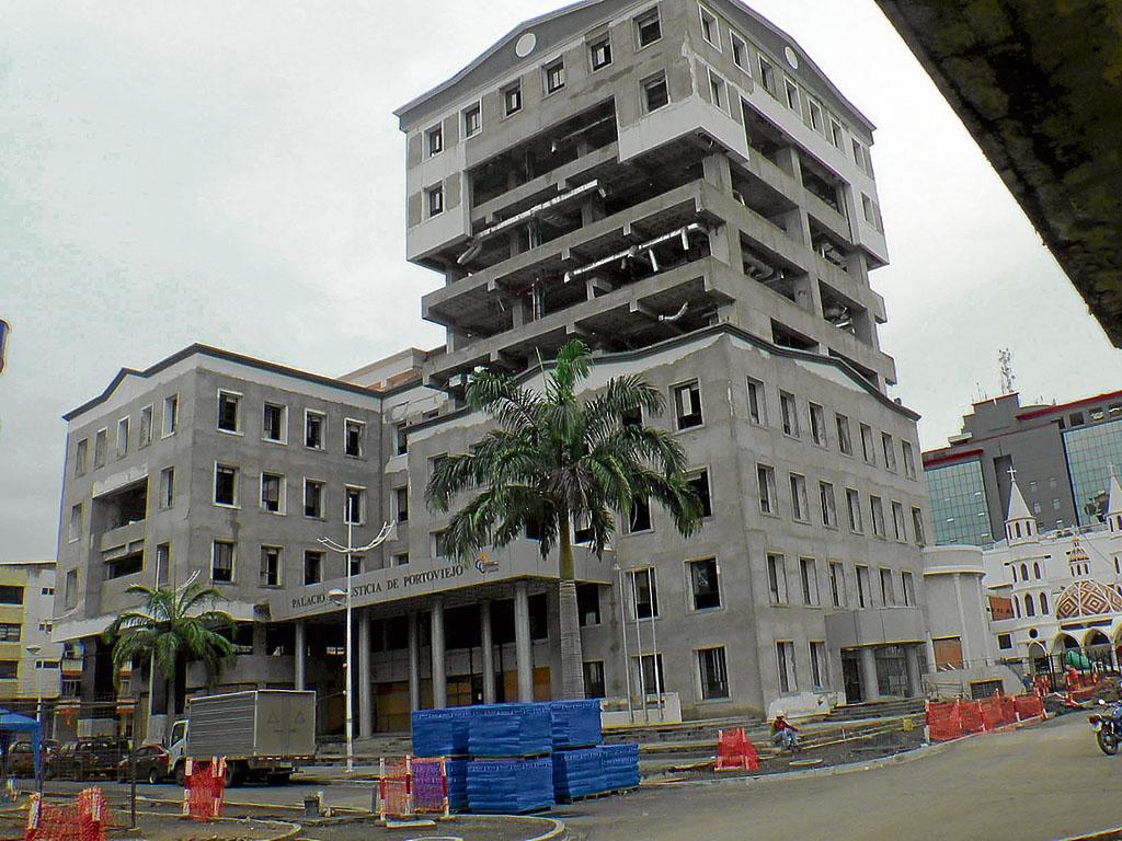 En marzo remodelan el Palacio de Justicia