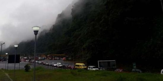 Se evitará trafico pesado en la vía Alóag-Santo Domingo