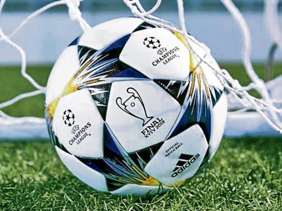 Nuevo balón para champions
