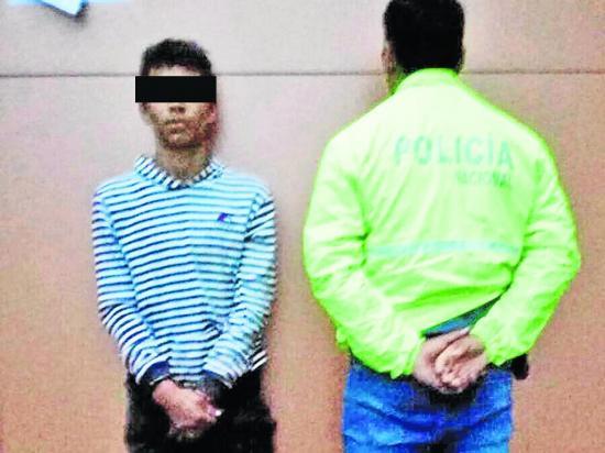 'Guayaco' confesó haber  robado en una notaría