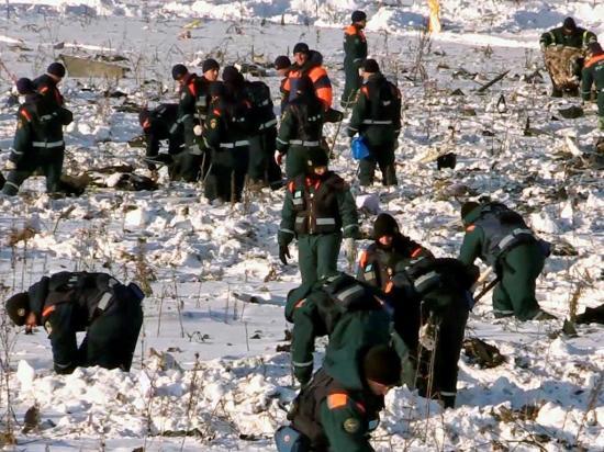 Avión explotó tras estrellarse, según autoridad judicial