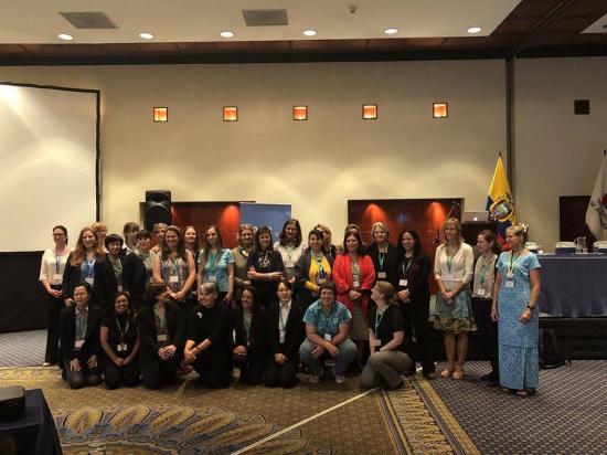 Científicos muestran en Quito su preocupación por el cambio climático