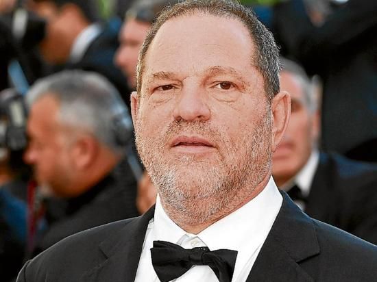 El estado de Nueva York demanda al productor Harvey Weinstein