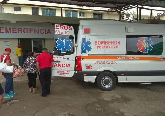 350 personas realizan turnos por emergencias en hospital provincial