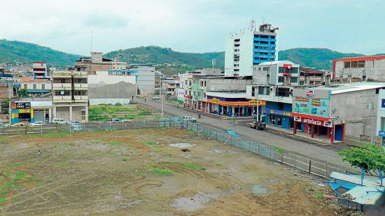 Comercio local no va a plaza mayor