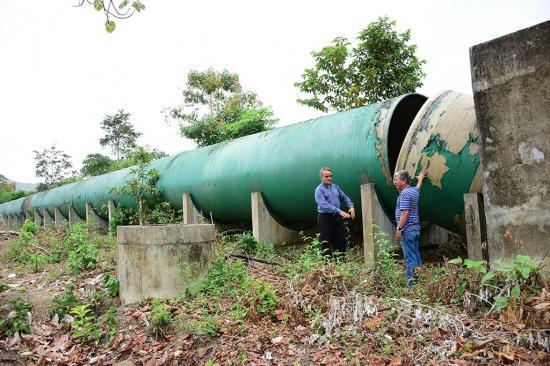 El Carrizal-Chone espera los recursos