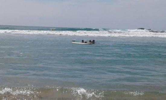 Joven manabita muere ahogado en Montañita