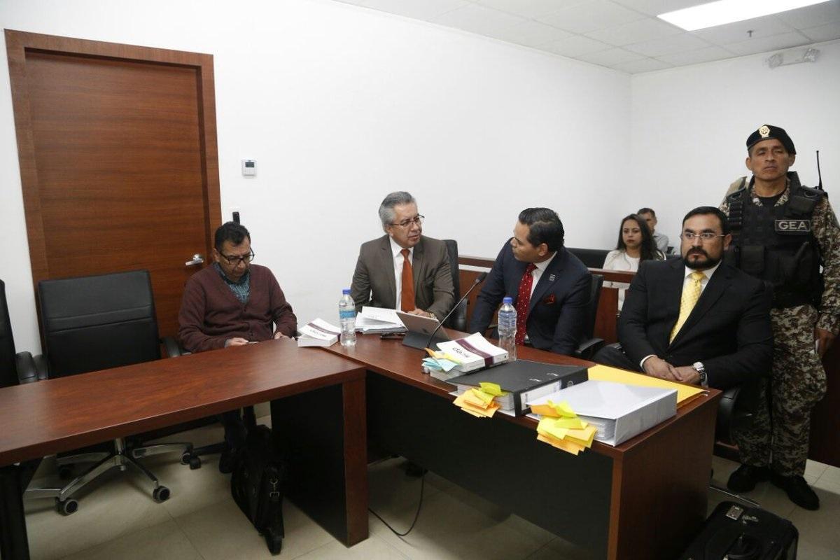 Revocan prisión preventiva a Capaya por el presunto delito de peculado en el caso Petroecuador