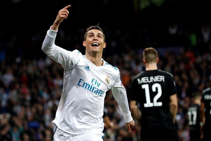 Champions League: Con dos goles de Ronaldo, el Real Madrid superó al PSG