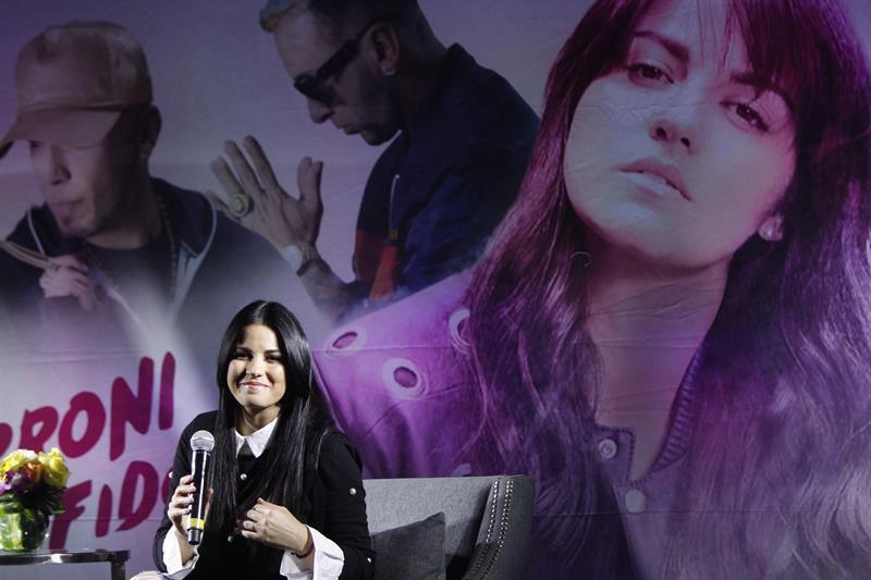 Maite Perroni dice disfrutar ser solista tras vivir la 'magnitud' de RBD