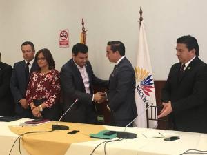 Oficialismo lidera la comisión para tratar enmiendas de consulta