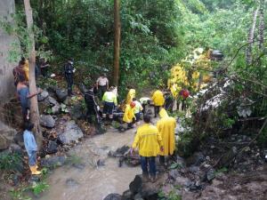 Hombre muere en accidente de tránsito en la vía Jipijapa-Guayaquil