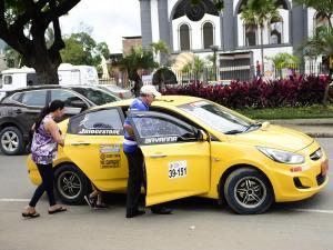 Taxistas: primero está la carrera