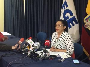 Fiscal Thania Moreno afirmó que se ha quedado casi sin personal para continuar con sus investigaciones