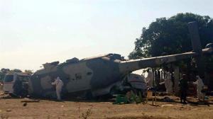 Aumenta a 13 la cifra de muertos por desplome de helicóptero en el sur de México
