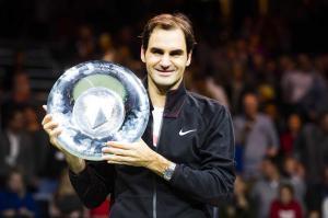 Federer sigue infalible y gana Rotterdam por tercera vez