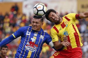 Aucas y Delfín no se hacen daño en el arranque del torneo ecuatoriano de fútbol