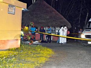 Asesinos de exgobernador de Santo Domingo quedaron grabados