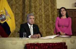 Presidente Moreno anuncia las siete ternas para conformar el Consejo de Participación Transitorio