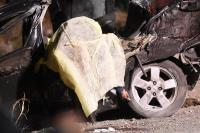 Cinco menores de edad mueren en accidente de un carro conducido por un niño