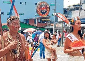 Tributo a  la Amazonía