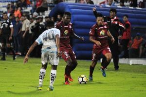 El T. Universitario no pudo vencer al Guayaquil City pese a ser más