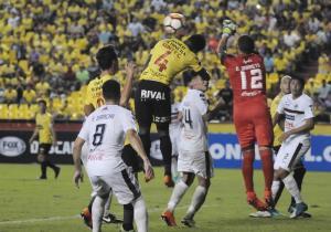 Copa Sudamericana: Barcelona SC y General Díaz no se hacen daño en el partido de ida