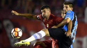 Gremio busca ante Independiente ser campeón absoluto de América sin Arthur