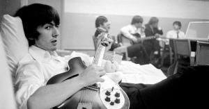 Un Mercedes que perteneció al 'Beatle' George Harrison será subastado