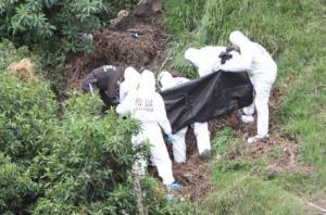 Hallan en una quebrada de Quito el cadáver de una estudiante de medicina