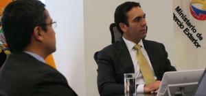 Ministro de Comercio de Ecuador viaja a Catar y Dubái en busca de inversiones