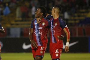 El Nacional gana el primer 'asalto' ante el San José en la Sudamericana
