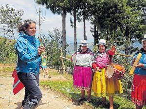 11 familias promueven el turismo