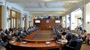 La OEA insta a Maduro a cancelar las elecciones presidenciales de abril