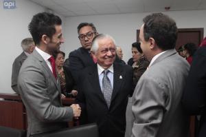 Ángel Polibio Córdova es declarado inocente del delito de falsificación