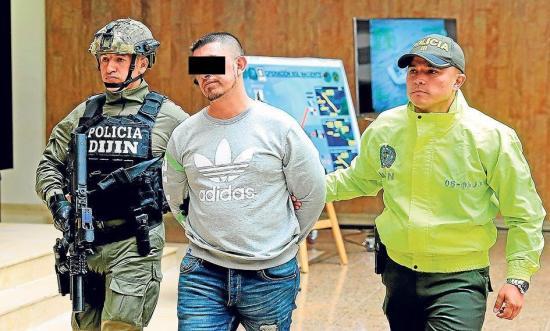 El manabita ''Gerald'' fue extraditado a Estados Unidos