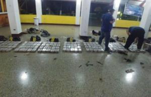 Dos ecuatorianos son detenidos en Guatemala con 707 kilos de cocaína